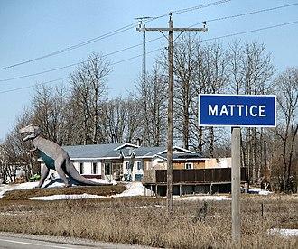 Mattice-Val Côté - Mattice