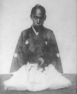 Matsudaira Sadaaki [松平定敬] daimyo of the late of Edo period; lord of Kuwana