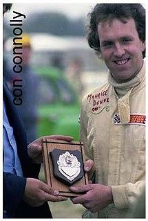 Maurice Dunne (racing driver)