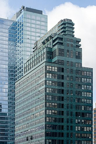 330 West 42nd Street - Image: Mcgraw hill 42nd st 1