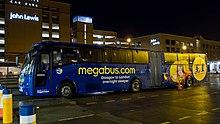Megabus Europe Wikipedia