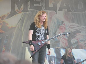 I Megadeth al Gods of Metal 2007