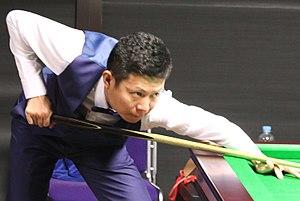 Mei Xiwen - Paul Hunter Classic 2016