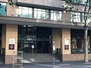 Magistrates Court of Victoria