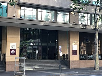 Magistrates' court - The Magistrates' Court of Victoria