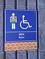Men's bathroom sign in the Maui airport (3927367379).jpg