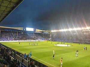 Mendizorrotza Stadium - Image: Mendizorroza