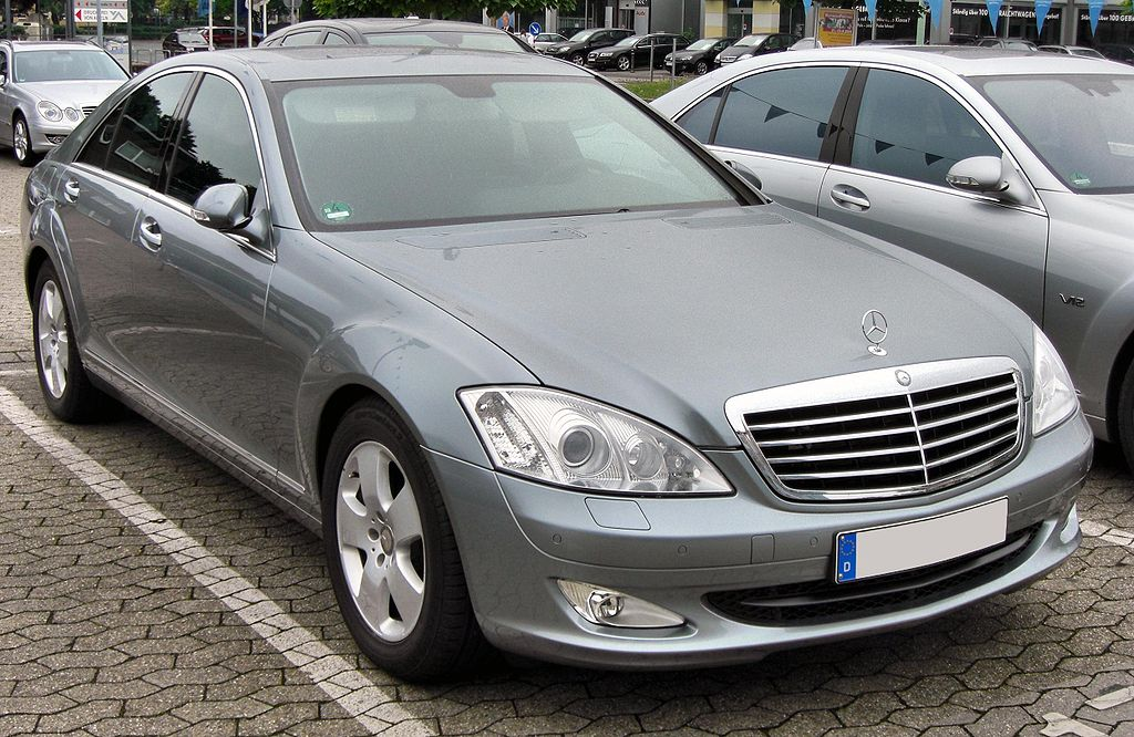 File:Mercedes S 320 CDI 20090808 front.JPG - Wikimedia Commons
