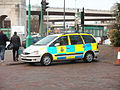 Mersey Tunnels Police Vehicle 08 Febuary, 2013.jpg