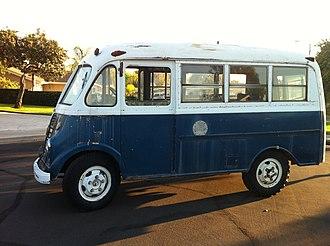 International Harvester Metro Van - Image: Metro Coach