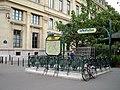 Metro - Paris - Ligne 4 - station Cite.jpg