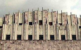Manila Metropolitan Theater - Image: Metropolitan Theater