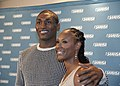 Metta World Peace and Chamique Holdsclaw (7846406440).jpg