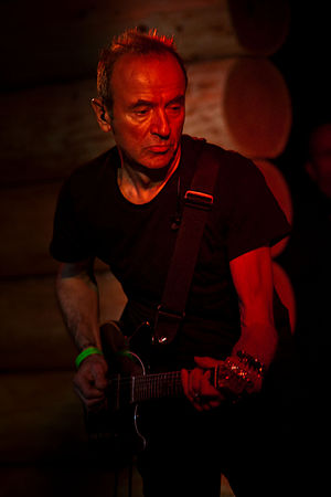 Hugh Cornwell - Live in 2010