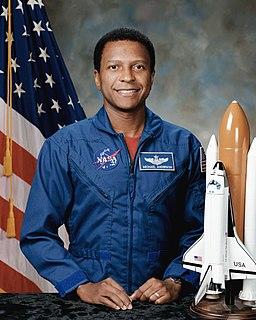 Michael P. Anderson astronaut, scientist