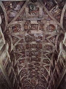 La Ragione Del Restauro.Restauro Degli Affreschi Della Cappella Sistina Wikipedia