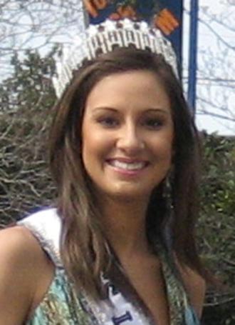 Miss Louisiana USA - Michelle Berthelot, Miss Louisiana USA 2008