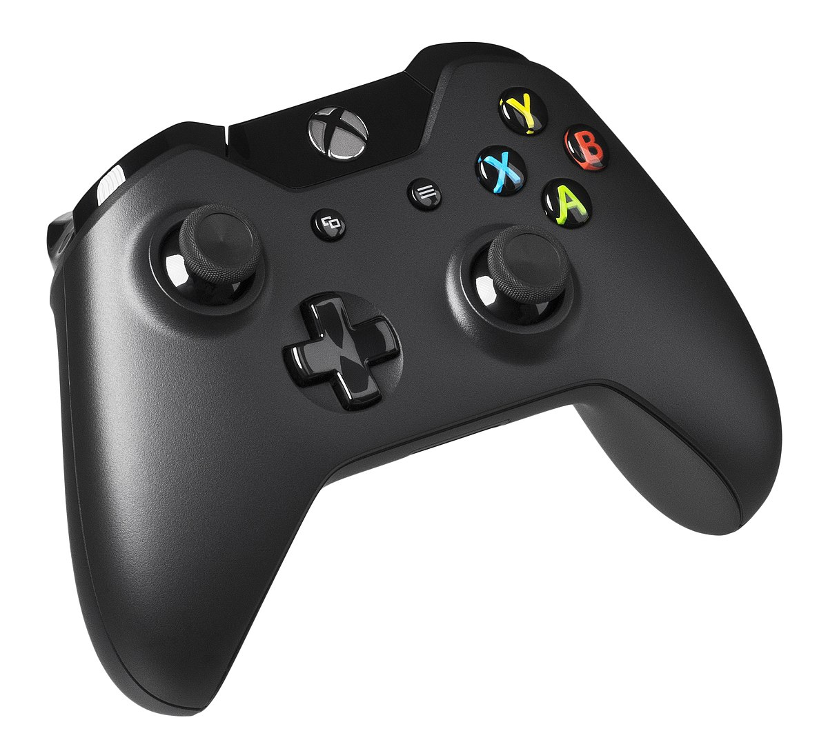 Xbox One controller - Wikipedia Xbox Controller Usb Wiring Diagram on