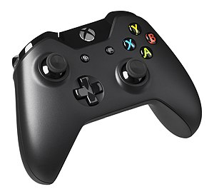 Xbox One controller - Wikipedia