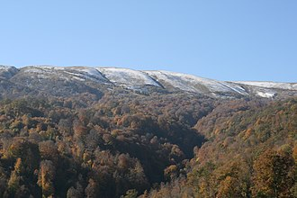 Dilijan National Park - Dilijan, Middle Caucasus