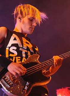 Mikey Way American musician