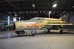 Mikoyan-Gurevich MiG-21bis 'C340' (23021463826).jpg