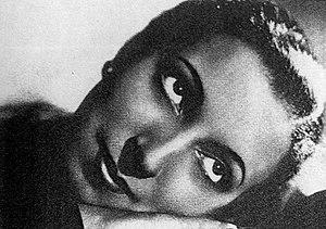 Mildred Dixon - Mildred Dixon, companion of Duke Ellington