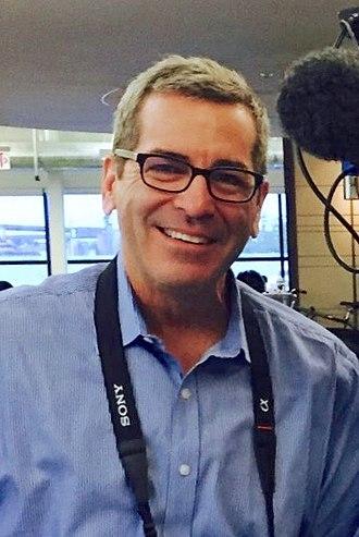 Miles O'Brien (journalist) - O'Brien in 2014