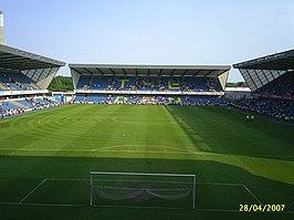 3c46fbe589 Millwall FC - Wikipedia