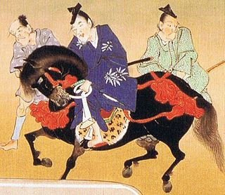 One of the commanders of the Minamoto forces in the Genpei War