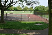 Miners' Welfare Park, Bedworth - geograph.org.uk - 799033