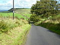 Minor Road Near Kirkhill - geograph.org.uk - 565149.jpg