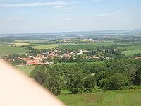 Miskovice CZ from Vysoka lookout tower 033.jpg