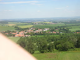 Miskovice CZ from Vysoka lookout tower 033.jpg