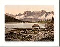 Misurinasee Sorapiss and Monte Antelao Tyrol Austro-Hungary.jpg
