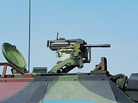 Mk 19 Grenade Launcher Mounted on CM-21A.jpg
