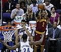 Mo Williams shoots vs Wizards.jpg