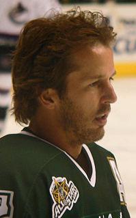 Mike Modano American ice hockey player