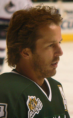 Mike Modano - Modano in 2007 during his tenure with Dallas