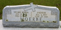 Moerbe English gravestone.png