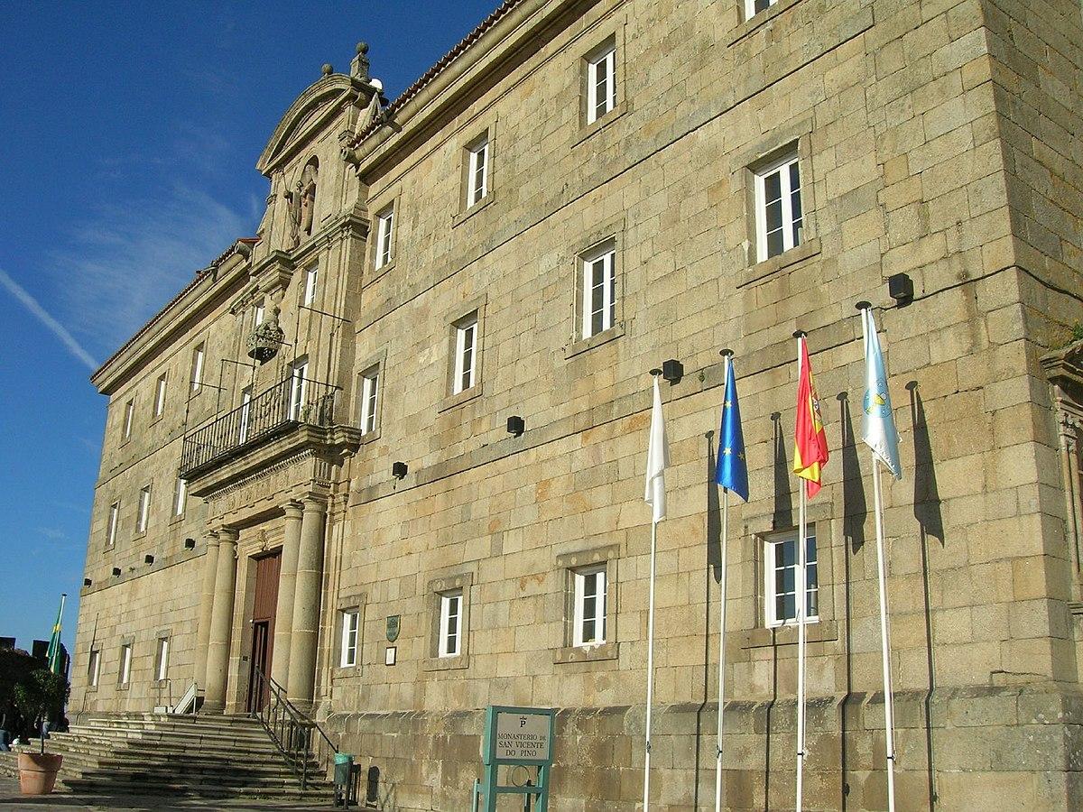 Monasterio de san vicente del pino wikipedia la enciclopedia libre - San vicente del palacio ...