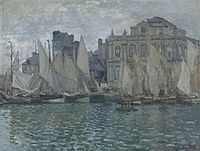 Monet, The Museum at Le Havre.jpg