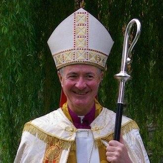 Bishop of Monmouth - Image: Monmouth VI Ps Bishop Dominic Walker