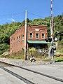 Monte Love Gudger Store (Old Barnard's Station Post Office), Barnard Road, Barnard, NC (50528659741).jpg