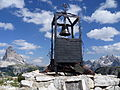 Monte Piana Monument Dolomites Italy.JPG
