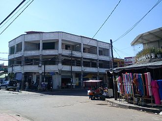 Montero - Image: Montero street, Bolivia