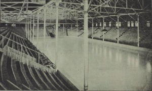 Montreal Arena - Arena Hockey Rink of Montreal, 1899