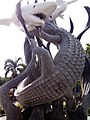 Monumen Suro Boyo, depan BonBin Surabaya - panoramio.jpg