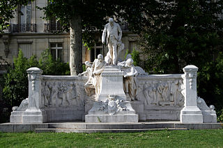 Monument to Alphand