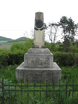 Monument Bătălia de la Mirăslău din 1600.JPG